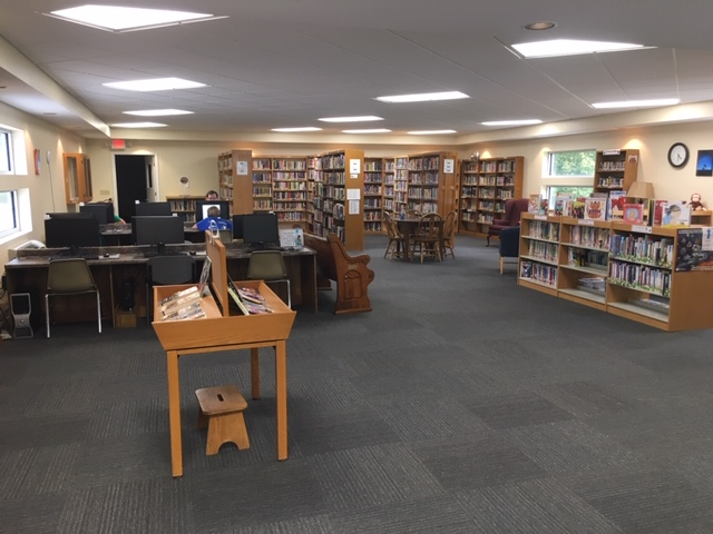 Delaware Township Library #2